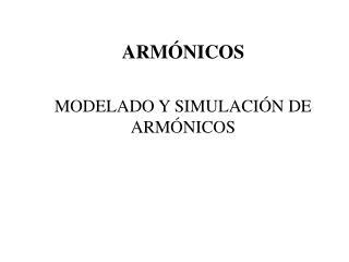ARM NICOS  MODELADO Y SIMULACI N DE ARM NICOS