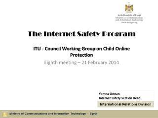The Internet Safety  Program