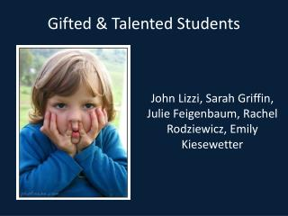 Gifted & Talented Students