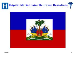 Hôpital Marie-Claire Heureuse Dessalines