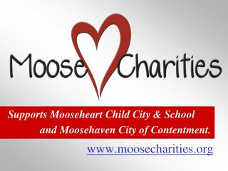 www.moosecharities.org