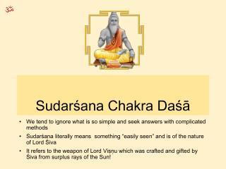 Sudarśana Chakra Daśā
