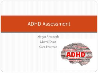 ADHD Assessment