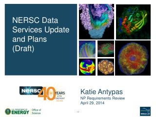 Katie Antypas NP Requirements Review April 29, 2014
