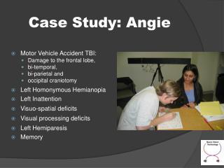 Case Study:  Angie