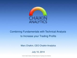 Combining Fundamental and Technical Analysis to Increase Tra