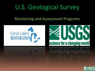 U.S. Geological Survey Monitoring and Assessment Programs