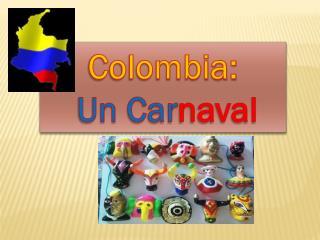 Colombia: Un Car naval