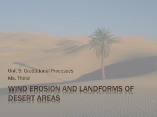 Worlds Deserts