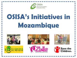 OSISA's Initiatives in Mozambique