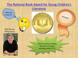 The National Book Award for Young Children's Literature