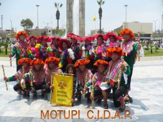 MOTUPI  C.I.D.A.P.