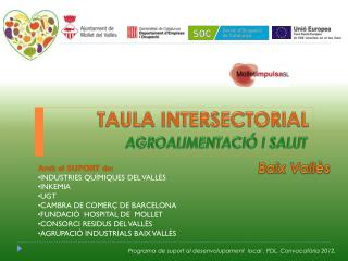 TAULA INTERSECTORIAL