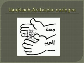 Israëlisch-Arabische  oorlogen