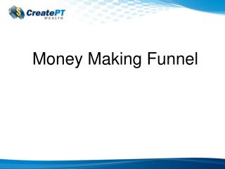 Money Making Funnel