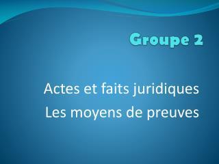 Groupe 2
