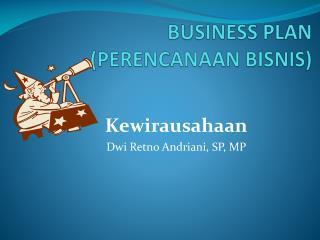 BUSINESS PLAN PERENCANAAN BISNIS