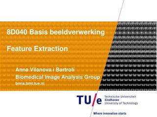 8D040  Basis  beeldverwerking Feature Extraction