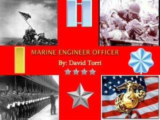 Marine Engineer Officer