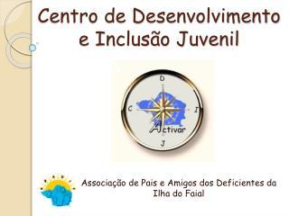 Centro de Desenvolvimento e Inclusão Juvenil