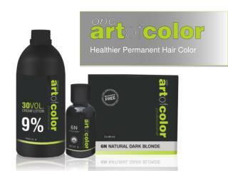 Healthier Permanent Hair Color