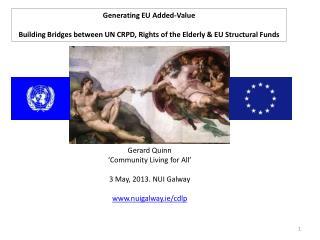 Generating EU Added-Value