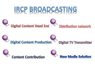 IRCP Broadcasting
