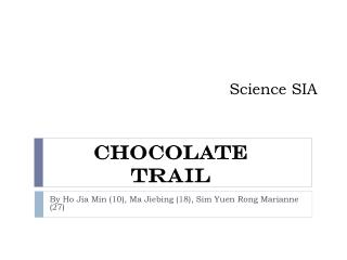 Science SIA