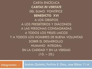 Andr�s Quintini,  Porfirio  E.  D�az , Jose  Ribas 11-A