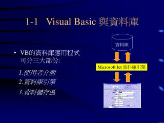 1-1   Visual Basic
