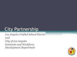 City Partnership