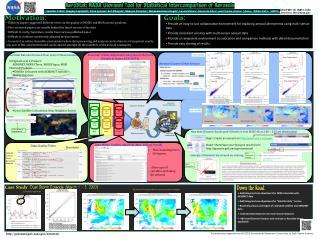 AeroStat : NASA Giovanni Tool for Statistical  Intercomparison  of Aerosol s