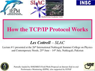 How the TCP