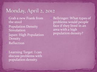 Monday, April 2, 2012