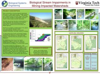 Biological Stream Impairments in Mining-Impacted Watersheds