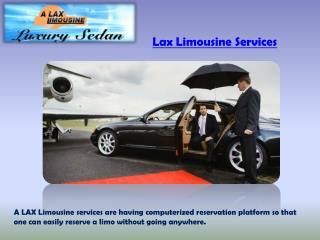 LAX Airport Limousine Service