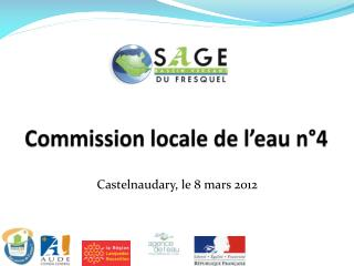 Commission locale de l'eau n°4
