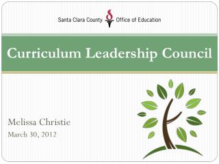 Curriculum Leadership Council