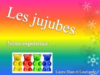 Les jujubes
