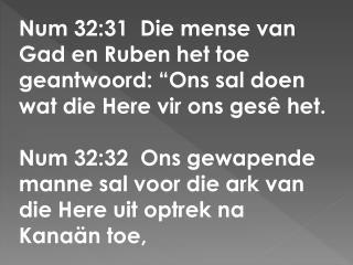 Jos 1:12   Vir  die  stamme  Ruben en Gad en  vir  die  halwe Manassestam  het  Josua gesê :