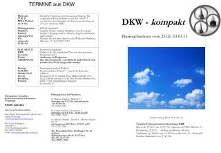 DKW -  kompakt