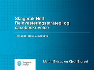 Temadag , Oslo 6. mai 2010