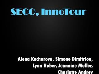 SECO,  InnoTour