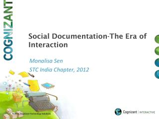 Social Documentation-The Era of Interaction