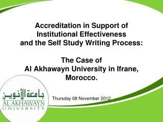 Thursday 08 November 2012