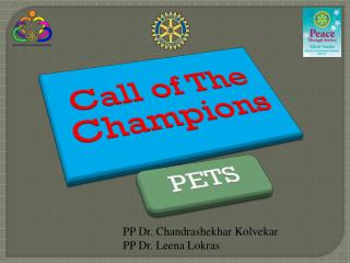 PP Dr. Chandrashekhar Kolvekar PP Dr.  Leena Lokras