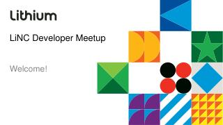 LiNC  Developer  Meetup