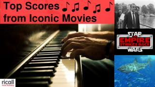 Top Scores from Iconic Movies