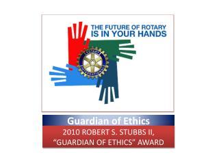 Guardian of Ethics