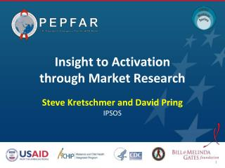 Insight  to Activation through Market  Research